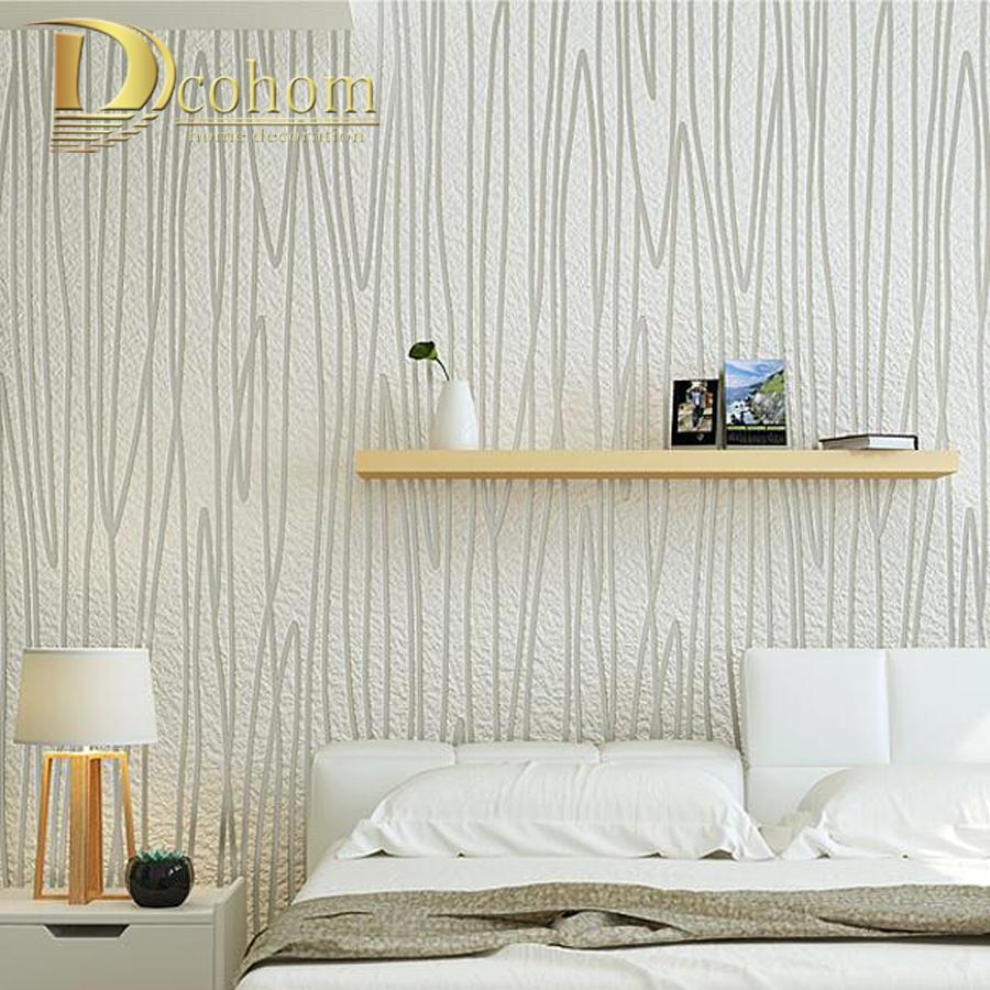 Compra rollo de papel gris online al por mayor de china for Papel pintado salon marron