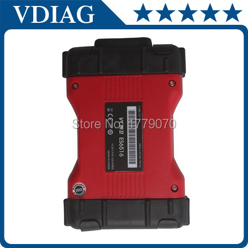 2015 HOT SELLING For Ford VCM II VCM 2 Multi-Language Diagnostic Tool IDS V94 Support 2015 IDS VCM 2 OBD2 Scanner fast delivery(China (Mainland))