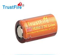 Free shipping `pair E-Cigarette battery TrustFire IMR 18350 3.7V 700mAh Li-ion High Drain Rechargeable Battery