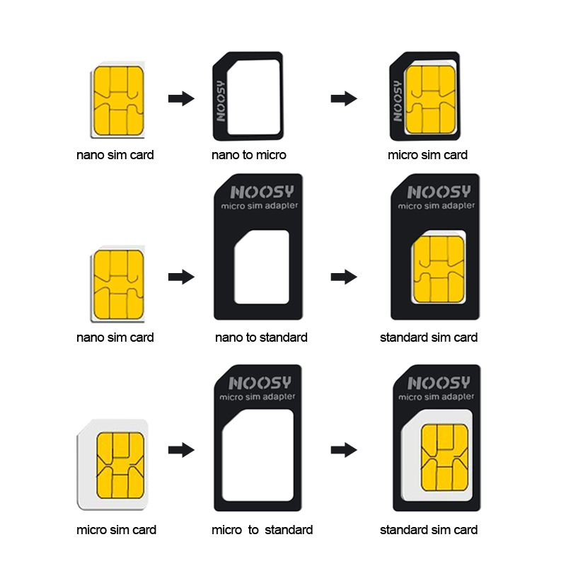 4 in 1 Nano SIM Card Adapters Micro SIM Adapters Standard SIM Card Adapter Eject Pin For iphone 4 4S 5 5s 6 6S All Mobile Phones(China (Mainland))