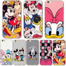 Buy Funny Design Minnie Mickey Cartoon Cases iphone 6 6S 7 Samsung Galaxy A3 A5 2016 Xiaomi Redmi Hongmi 3S Soft Silicone Case for $1.39 in AliExpress store