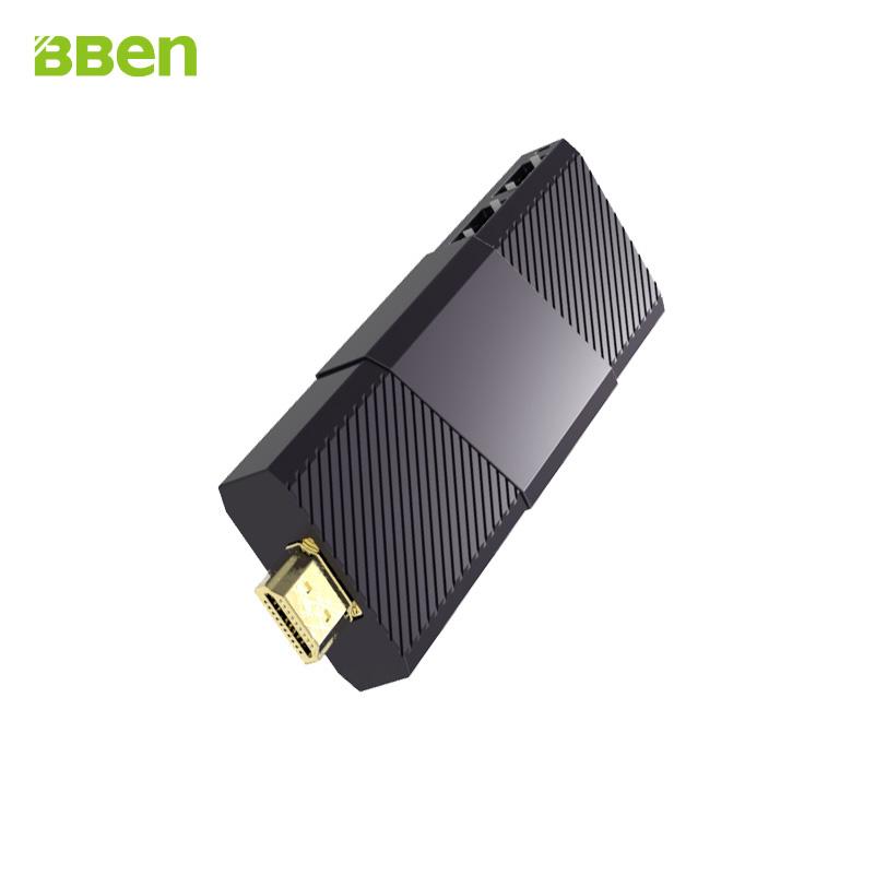 Bben 2016 new arrival Windows 10 OS Mini PC Intel z8300 4GB RAM 64 ROM emmc Quad Core HDMI Pocket TV Stick Hot Sale(China (Mainland))