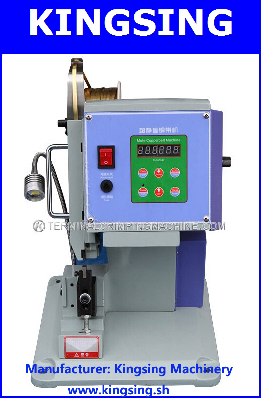 High-quality Enamel Wire & Lead Splicing MachineKS-246S (220V) + Free Shipping by DHL air express (door to door service)(China (Mainland))