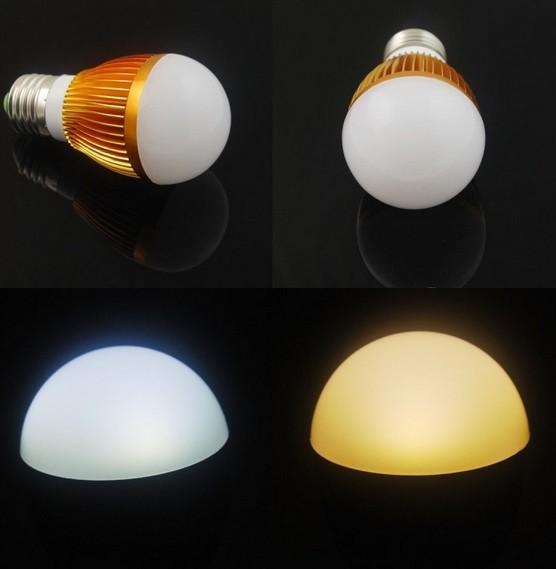 E27 High power Dimmable Bubble Ball Bulb 9W 15W E14 GU10 B22 Ball steep light LED Light Bulbs Lamp Lighting tube(China (Mainland))