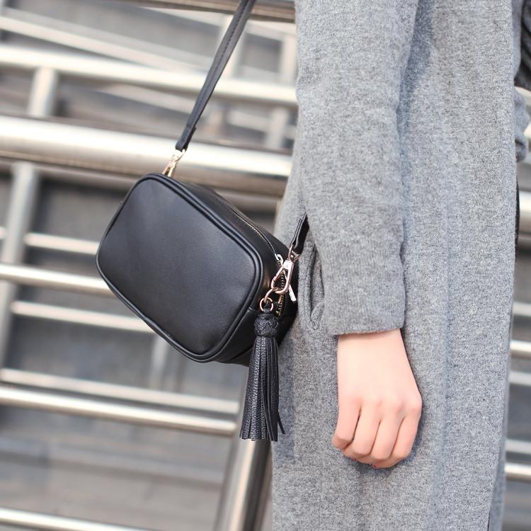 2016 Fashion Small Bag Women Tassel Messenger Bags Soft PU Leather Crossbody Bag For Women Clutches Fringe Bolsa Femininas Bolsa(China (Mainland))