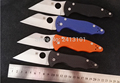 OEM C85GP2 58 61HRC S30V blade G10 or Carbon fiber handle folding knife outdoor camping knives