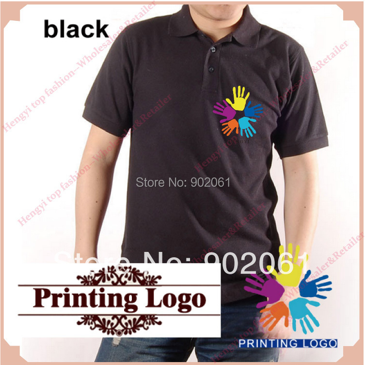 plus size Cheap silk screen print Factory supplier digital printing Customized made Tees tops Printing your Logo Short sleeve(China (Mainland))
