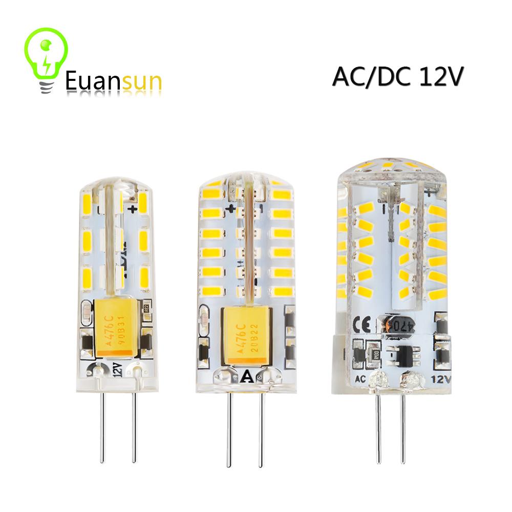 360 Beam Angle LED Spotlight High Powerg4 led 12v AC/DC SMD 3014 3W 6W 12V G4 LED Lamp Replace 20W - 50W halogen lamp(China (Mainland))