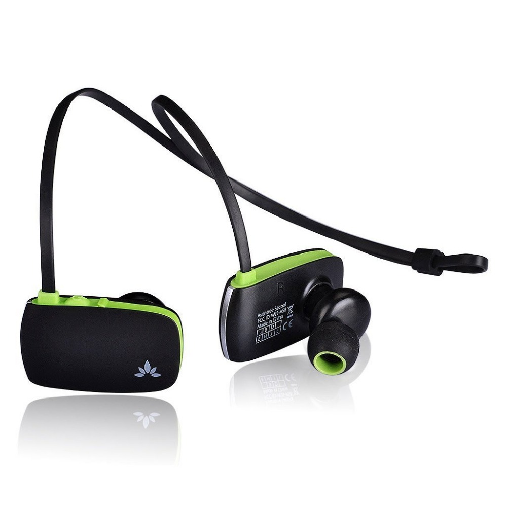 avantree super bass bluetooth earbuds ultra light in ear headphones with mic. Black Bedroom Furniture Sets. Home Design Ideas