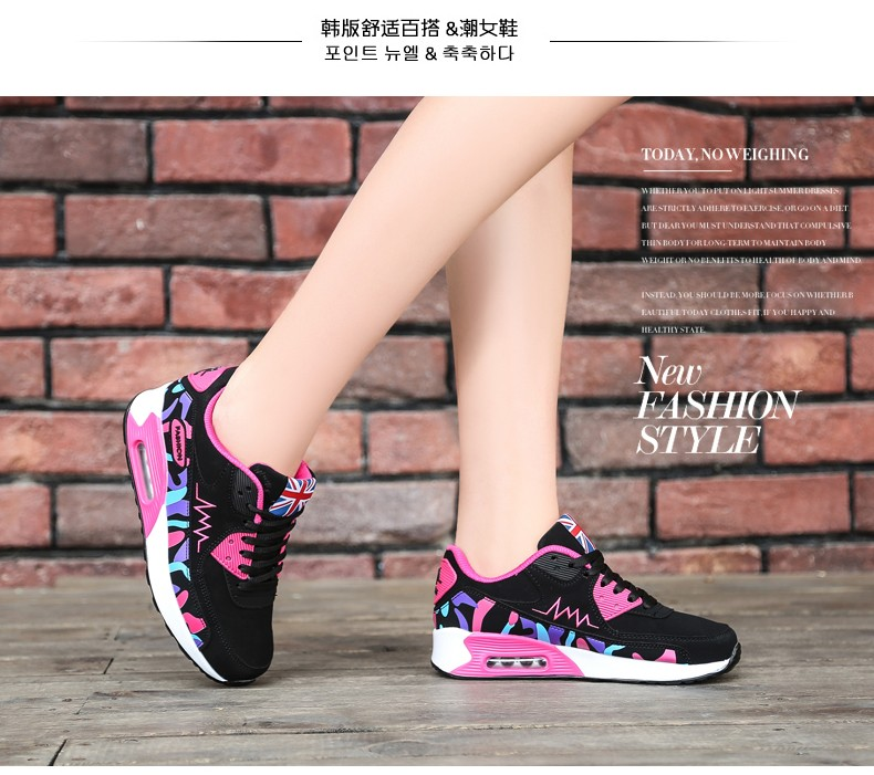 2017 explosion models fashion cushion women shoes, comfort ladies shoes, high quality zapatos mujer woman shoes sapato feminino