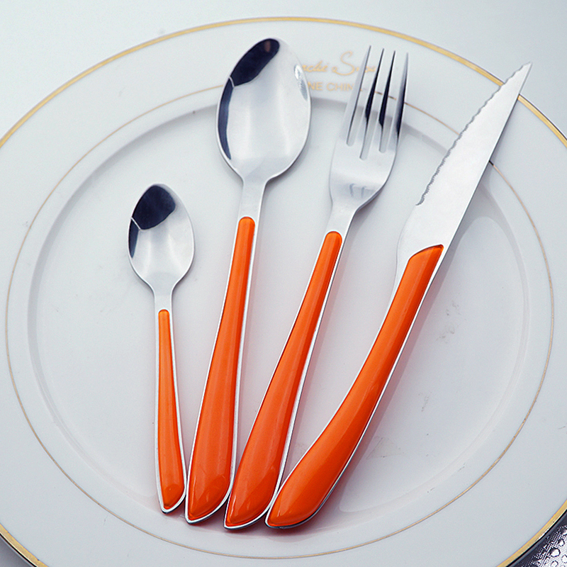 disposable korean dinnerware stainless steel cutlery. Black Bedroom Furniture Sets. Home Design Ideas