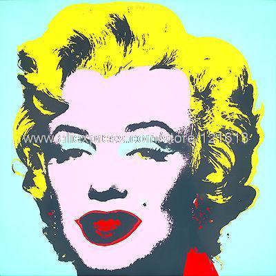 Warhol Andy Marilyn Monroe