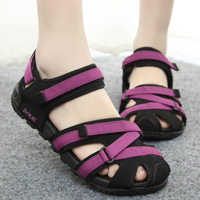 Vietnamese Women Sandals Large Size 40 43 New 2015 Korean Flat Summer Shoes Student Roman Female