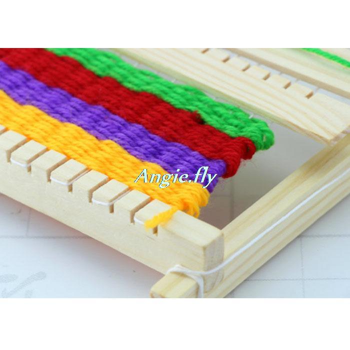мини-дерево ткацкий станок