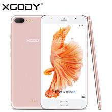 XGODY MT6580 D11 5.5 дюймов 3 Г Смартфон Quad Core 1 ГБ RAM 8 ГБ ROM Android 5.1 1280*720 Мобильный Телефон Dual SIM 8.0MP GPS Wi-Fi(China (Mainland))