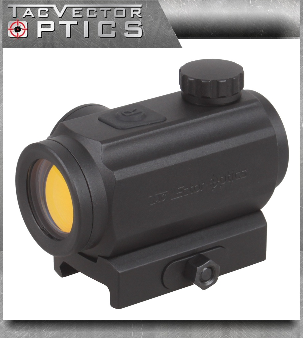 Vector Optics GEN II Torrent 1x20 Tactical Red Dot Scope Sight with Quick Release 21mm Weaver Mount for Night Shooting Hunting(China (Mainland))
