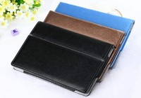 Pipo platinum t9/p4 high quality silk pattern pu leathet stand cover, Pipo T9 leather protective case, 3 color