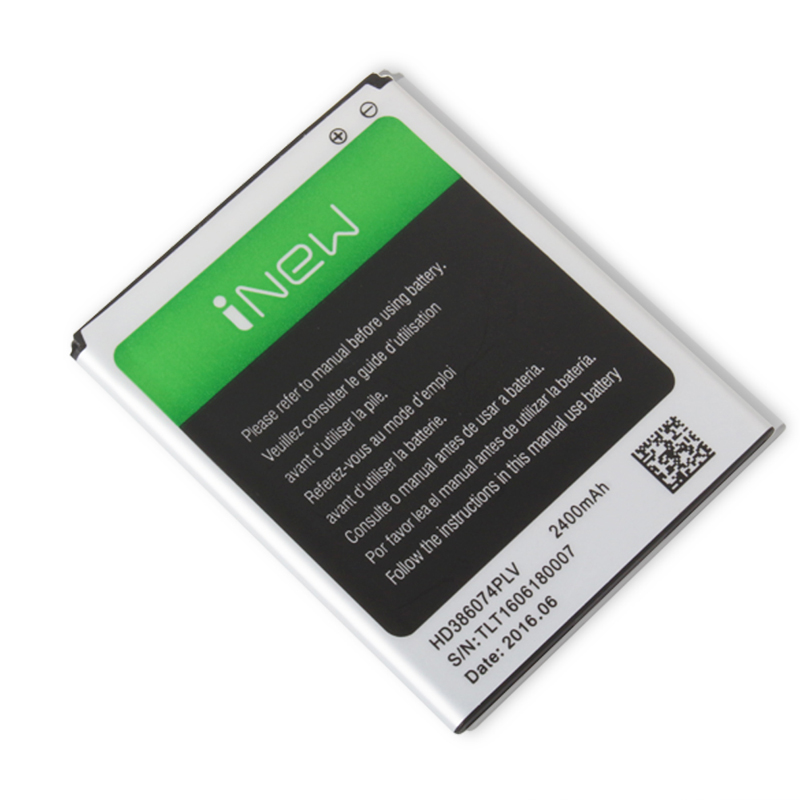100% Original Backup Inew V8 Battery For Inew V8 Smart Mobile Phone+ + Tracking Number+ In Stock