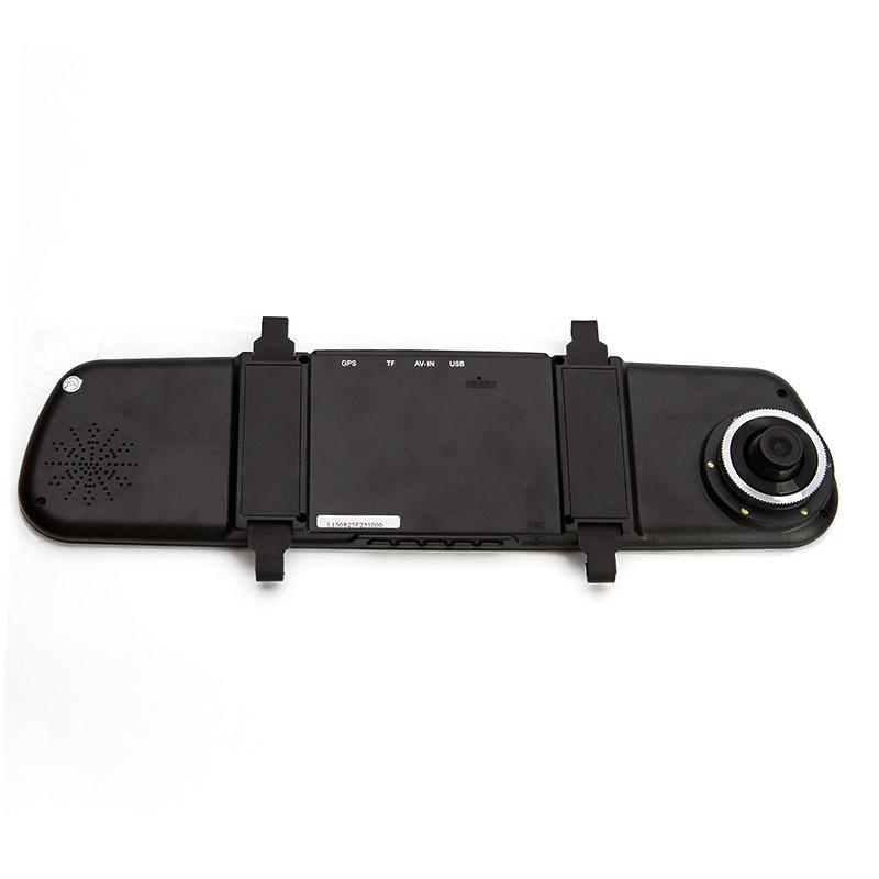 how to set up topo 1080p dash camera