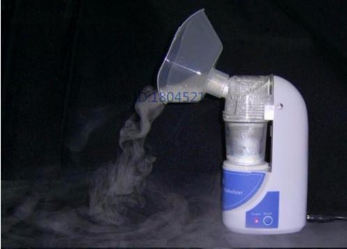 Ингалятор портативный компрессорный. фото