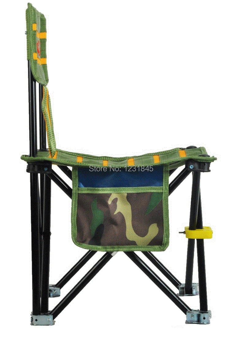Promotion Portable Folding Fishing Chair Small Belt Rack Fishing Chair Fishin