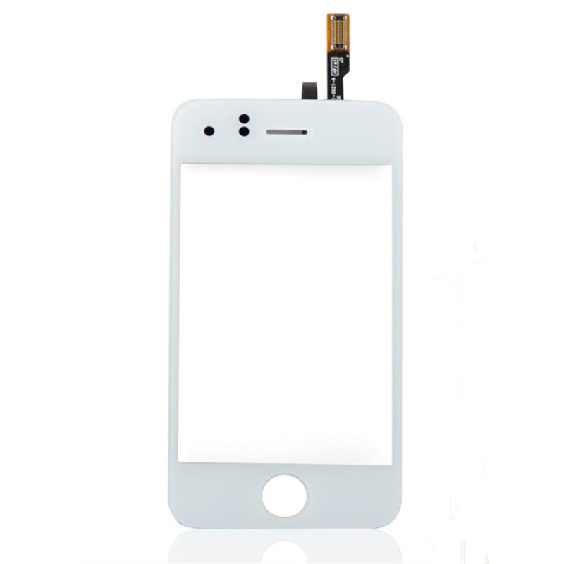 Hot Mobile Phone Touch Panel White Touch Screen Glass Digitizer For Iphone 3G B0011(China (Mainland))