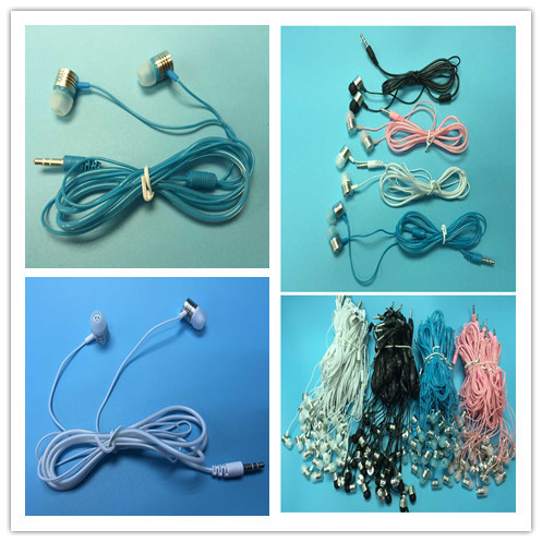 crystal line 3.5 MM socket color headsets - cn1510578731 store