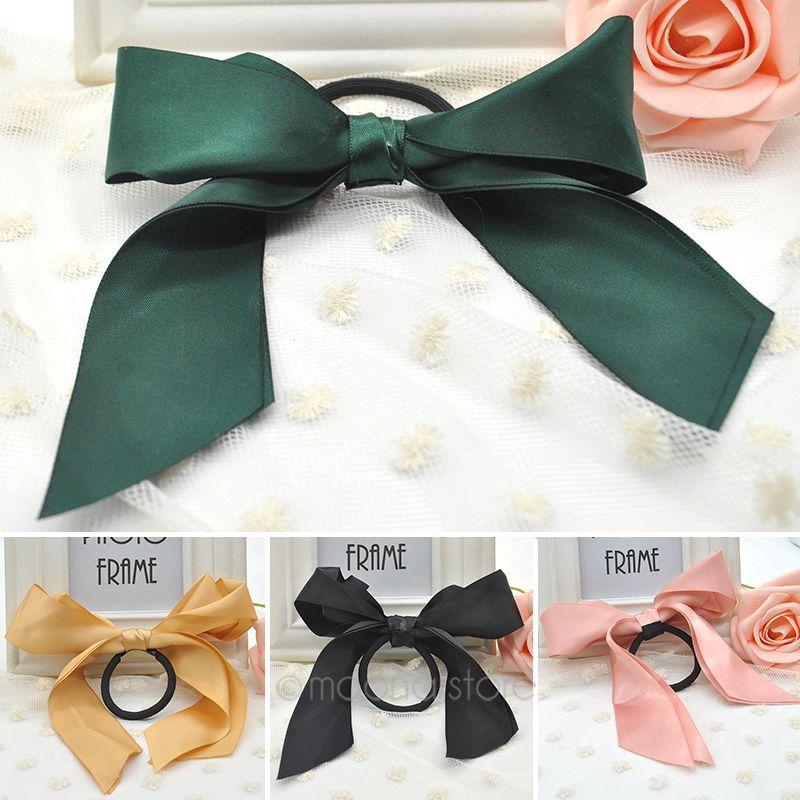 Hair Bands Elastic Headbands Hairband Hair Accessories Bow Bowknot for Women Beauty Hot Fashion(China (Mainland))