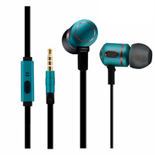 Buy New Sport Earphone 3.5mm Earbuds Earphones 810 Stereo Universal Headset handsfree iphone SONY samsung Xiaomi huawei PC MP3 for $1.49 in AliExpress store