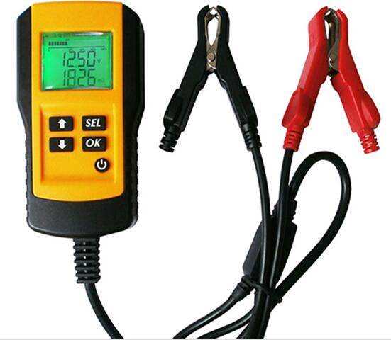 AE300 12V digital battery tester test analyzer(China (Mainland))