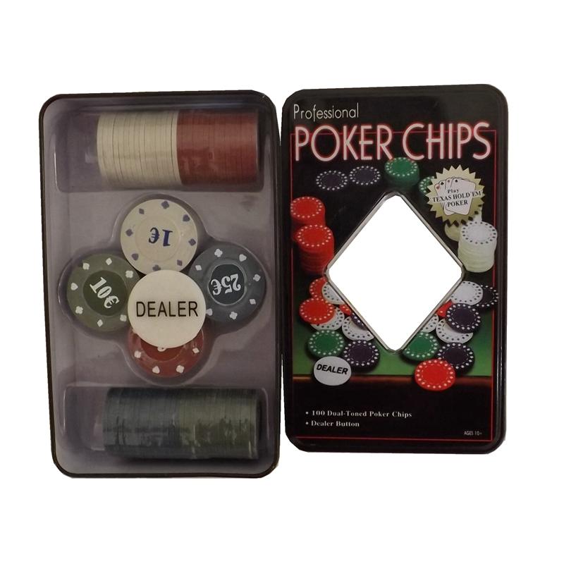 Poker 10/25