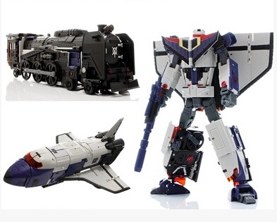 Toy World G1 robot to Steam train to Space shuttle Evila star Astrotrain action figure classic toys for boys G10022(China (Mainland))