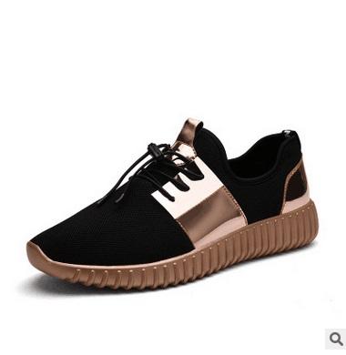 hot sale 2016 top high quality Fashion men's casual shoes Women shoes luxury brand men shoes Flats walk lovers shoes(China (Mainland))