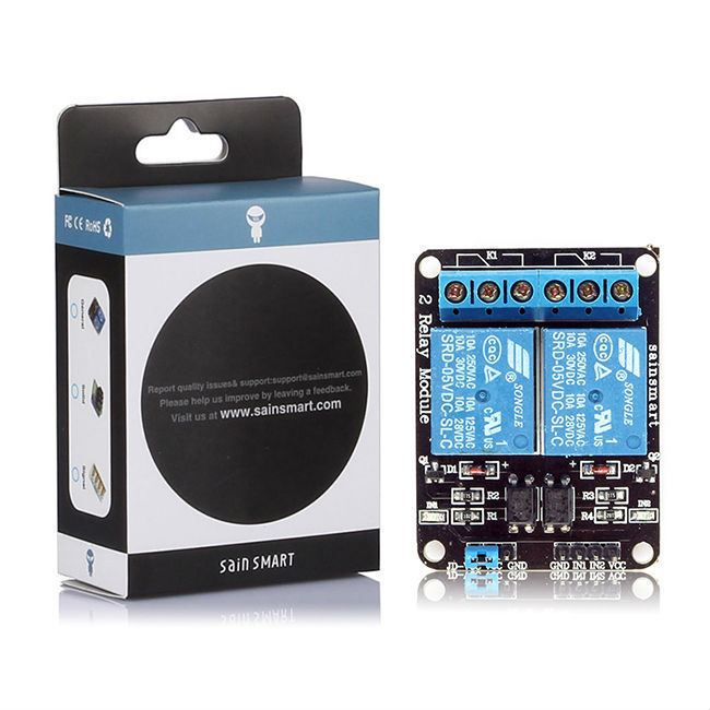 Гаджет  2015 Newest Upgrade 5V two/2-Channel Relay Module Shield For Arduino ARM PIC AVR DSP Electronic 10A raspberry Pi relay Shield None Компьютер & сеть