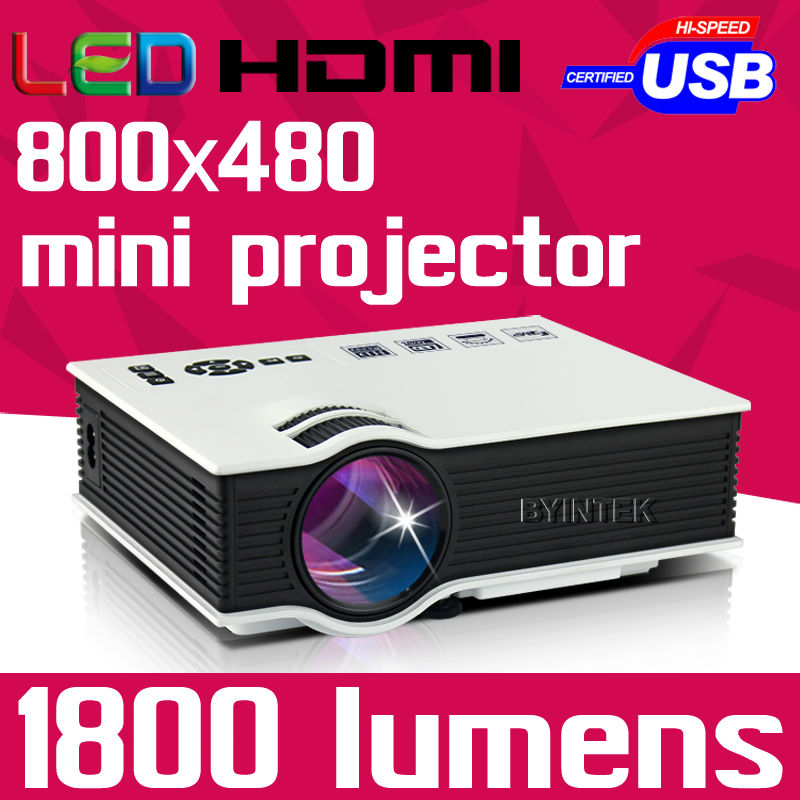 Home Theater Portable HDMI USB LCD LED Mini Video Micro piCo Projector HD 1080P Proyector Projetor Projektor Beamer(China (Mainland))