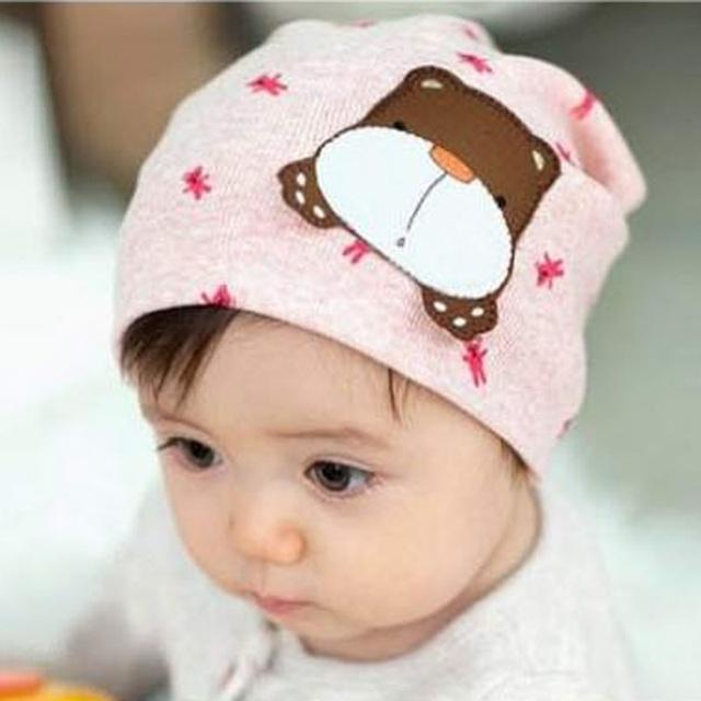 1 X новорожденных детей девочка мальчик малыша милая собака шапочка Cap новорожденный ...