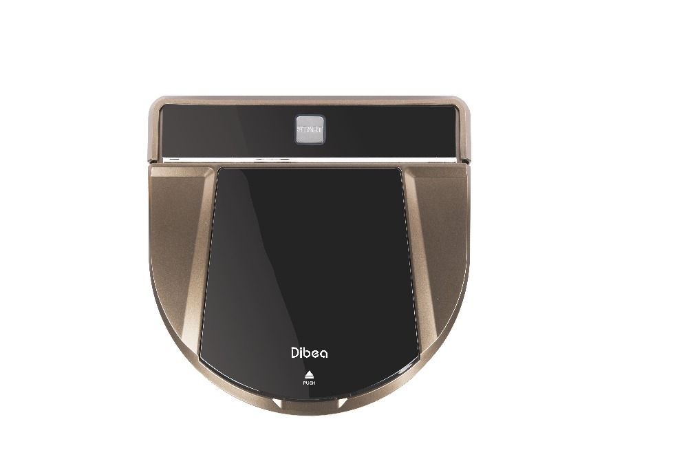 Dibea D900 Robot Vacuum Cleaner House Carpet Floor Anti Collision Anti Fall, Self Charge, Remote Control, Auto Clean(China (Mainland))
