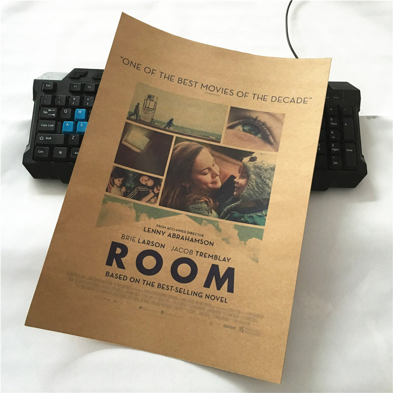 Room poster After five-year-old Jack and his mother escape from the enclosed surroundings that Jack has known his entire life(China (Mainland))