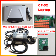 Buy Super MB STAR C3 + CF52 diagnostic second-hand computer Panasonic Toughbook CF-52 2G laptop + software HDD for $569.99 in AliExpress store