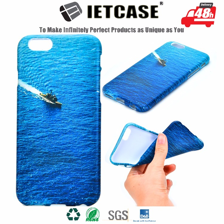 Guangzhou China Manufacturer Factory Wholesale TPU Cheap Mobile Phone Case For iPhone 6 plus(China (Mainland))