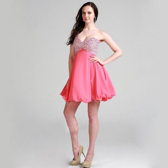 Vestidos cortos fiesta aliexpress – Vestidos de noche elegantes para ti