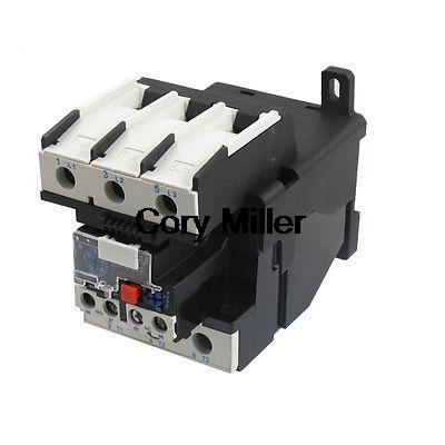 AC 48-65A Range 3P Motor Thermal Overload Relay w Terminal Block Base<br><br>Aliexpress