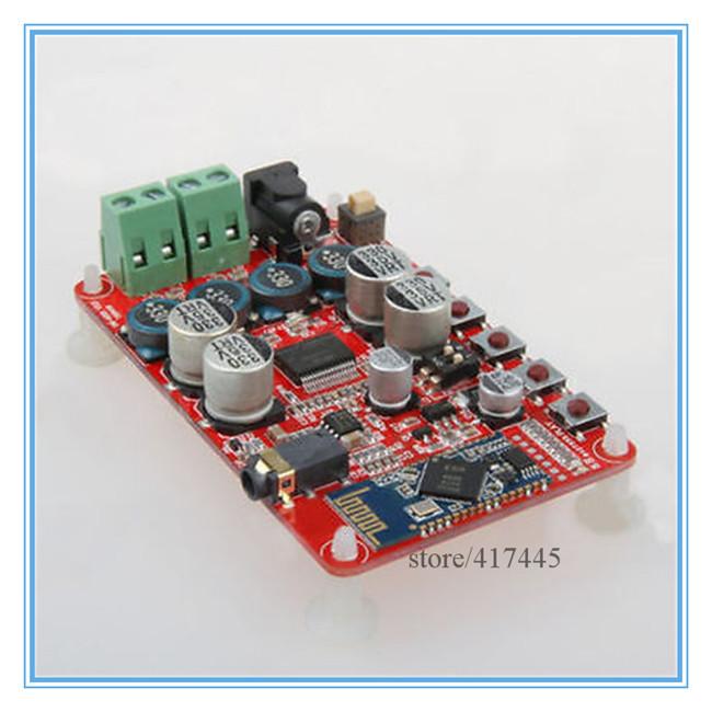 TDA7492P 50W+50W Wireless Bluetooth 4.0 Audio Receiver Digital power HIFI Amplifiers/amplificador board<br><br>Aliexpress