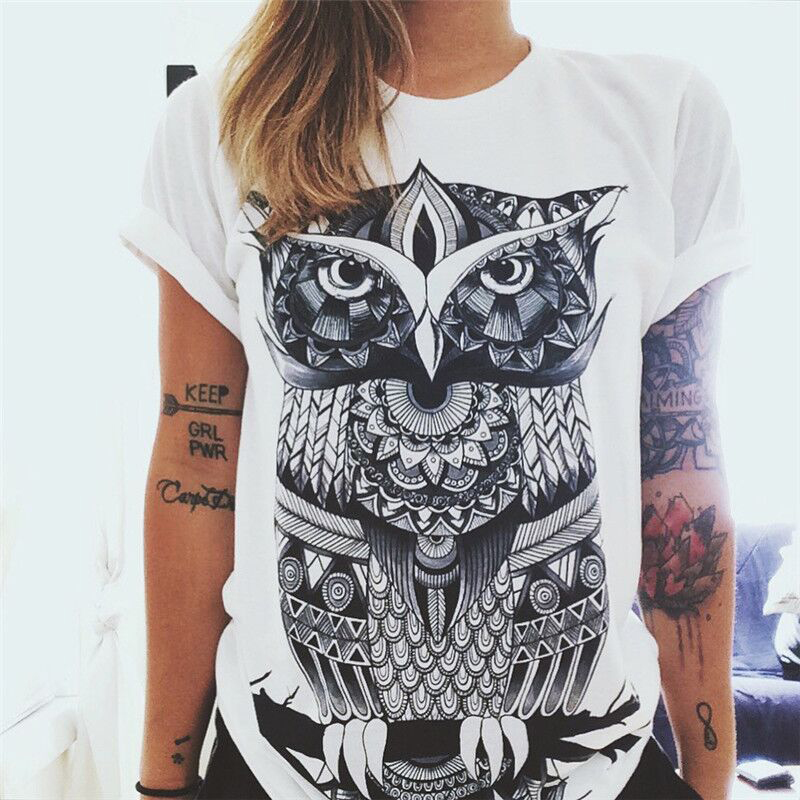 New Fashion Women T Shirts Short Sleeve women Printed Letters T-Shirts Female Retro Graffiti Flower Tops Tee Lady T Shirts TS012(China (Mainland))