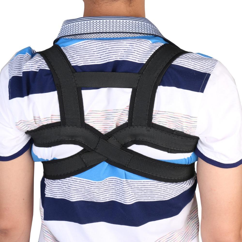 Back Brace For Posture Lookup Beforebuying Corrector Shoulder Elastis Support