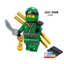 Горячие ниндзя мотоцикл Совместимость с legoingly ninjagoo ниндзя для детей Подарки Carmadon Kai Jay Zane Cole строительные блоки кирпичи игрушки(China)
