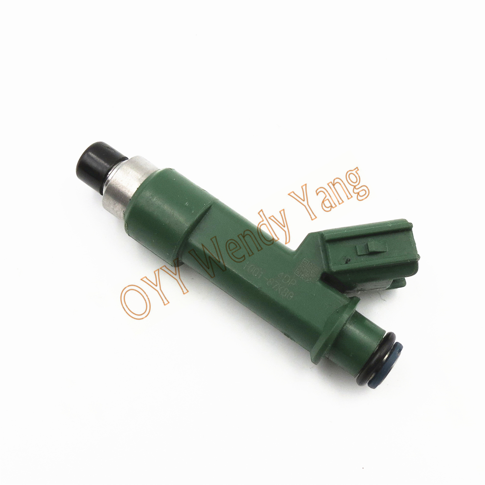 1001-87K80 100187K80 Fuel injector Nozzle For Toyota Camry Corolla 6 Holes 700cc(China (Mainland))