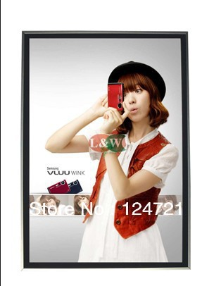 LED Poster Frame display lightbox(China (Mainland))