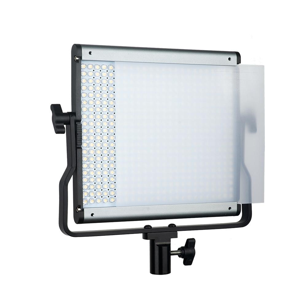 Ultra Thin Dimmable LED Video Flat Panel Light 480pcs 5600K 29W Dual Power LED Photography Studio Camera Photo Light P0023753(China (Mainland))