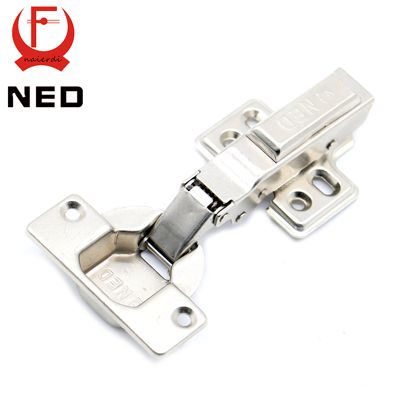 10PCS NED Full Size Strong 40MM Cup Iron Hinge 40MM Cup Hydraulic Hinges For Cabinet Cupboard Door Hinges Furniture Hardware(China (Mainland))